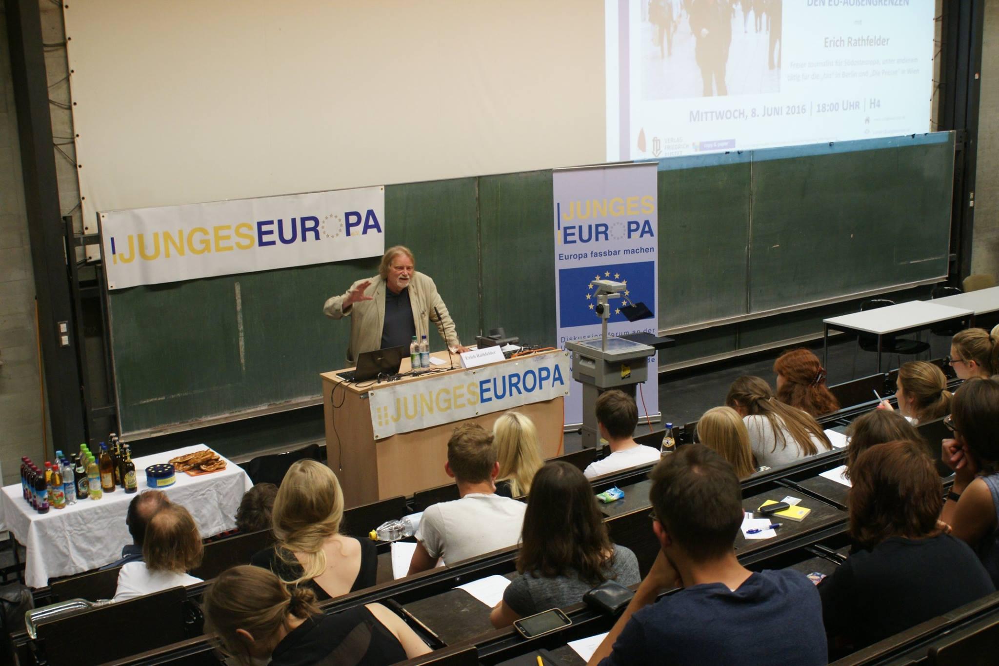 """Foto_2 zu """"Berichterstattung über die humanitäre Katastrophe an den EU-Außengrenzen"""""""